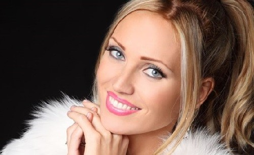 2014 Most Beautiful Women. Mrs. World - 2014 Marina Alekseichik