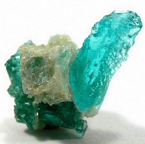Beautiful mineral Tourmaline