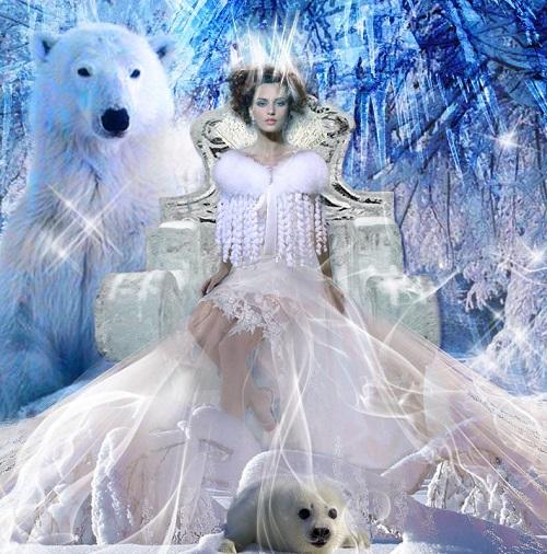 Snow Queen inspiration