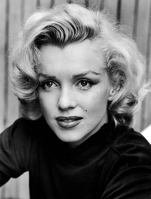 Actresses without Oscar. Marilyn Monroe