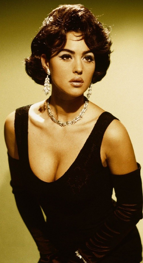 Actresses without Oscar. Monica Bellucci
