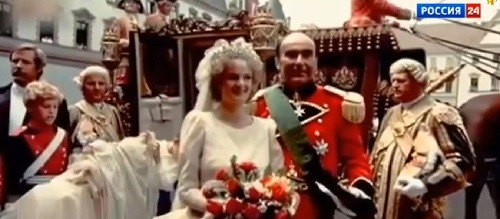 Rendezvous with Princess Gloria. Princess Gloria marrying Johannes Prinz von Thurn und Taxis