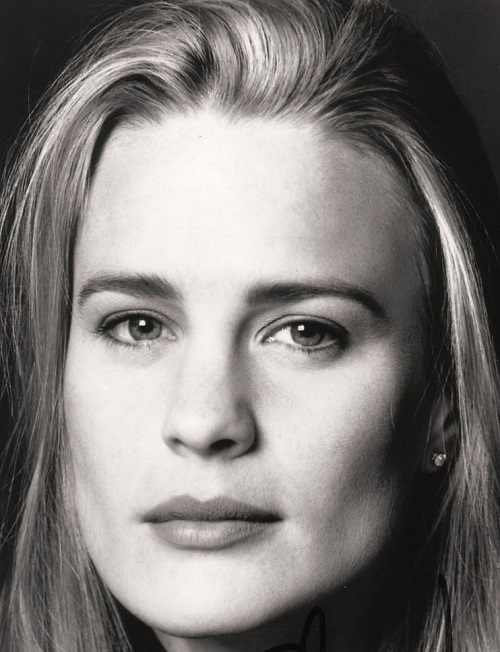 Beautiful actress Robin Wright