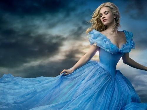 2015 Cinderella beautiful spring premiere