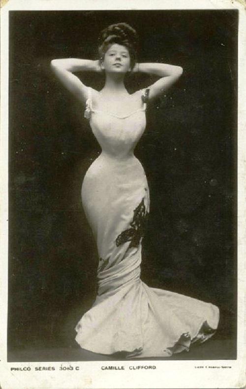 Gibson Girl iconic beauty