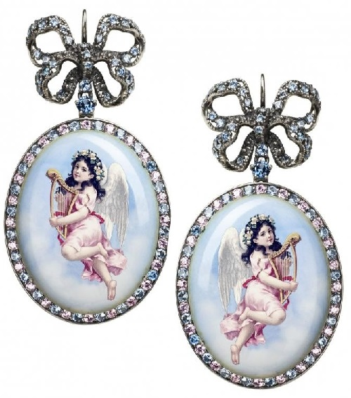 Reviving Russian tradition Axenoff Jewellery