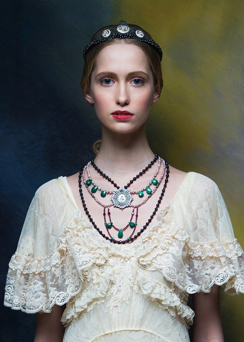 War and Peace jewelry collection