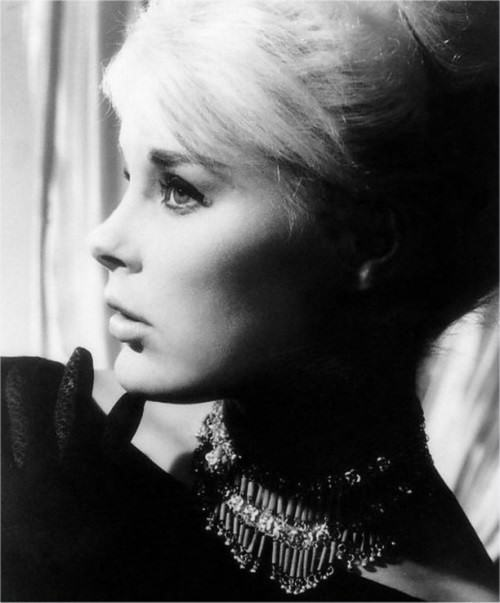 Beautiful German actress Elke Sommer
