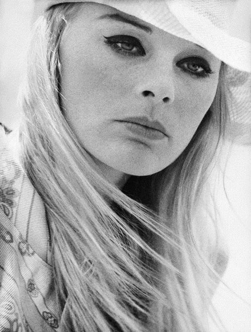 Beautiful German actress Elke Sommer