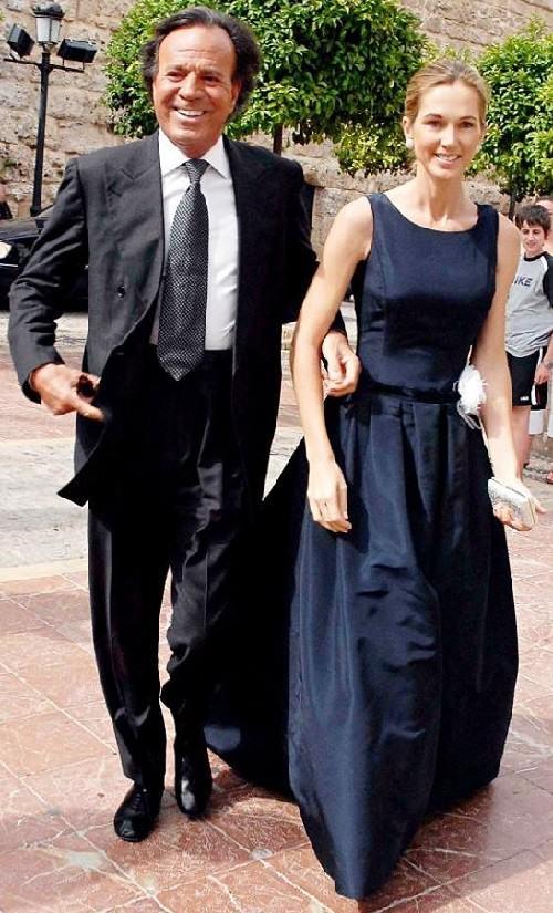 Loving life Julio Iglesias and Miranda Rijnsburger