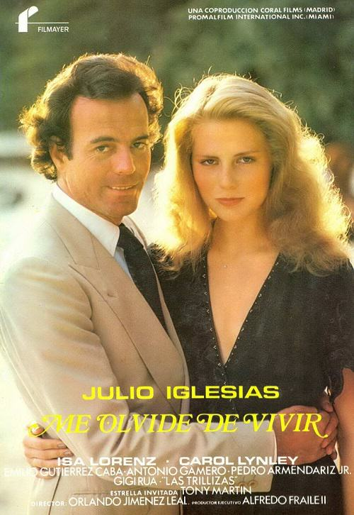 Loving life Julio Iglesias