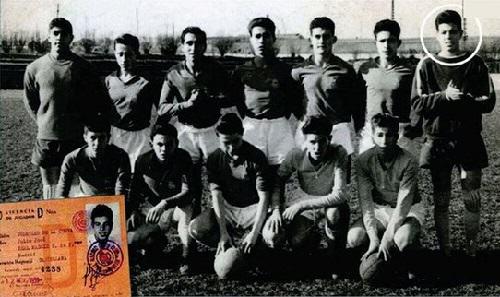 Image result for julio iglesias football