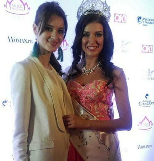 Miss Russia-2015 Sofia Nikitchuk