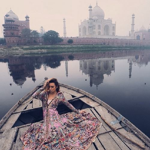 Incredible India in Follow Me photo project