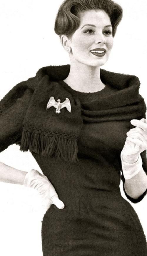 1950s beauty Suzy Parker