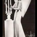 The star of the Parisian cabaret, Josephine Baker