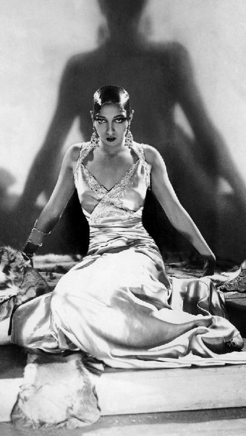XX century legend Josephine Baker