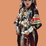 Berber tribal women