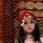 Berber tribal girl