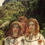 Berber tribal woman