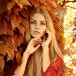 Beauty photographer Sergei Lenin