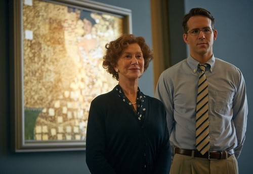 Helen Mirren in 2015 film Woman in Gold