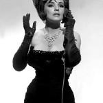 Stripper and burlesque comedienne Blaze Starr (born Fannie Belle Fleming; April 10, 1932 – June 15, 2015)