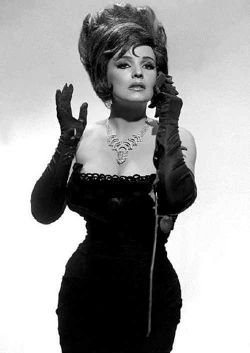 Stripper and burlesque comedienne Blaze Starr (born Fannie Belle Fleming; April 10, 1932 – June 15, 2015)