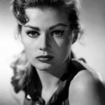 Swedish-Italian actress, model, and sex symbol Kerstin Anita Marianne Ekberg, or Anita Ekberg (29 September 1931 – 11 January 2015)
