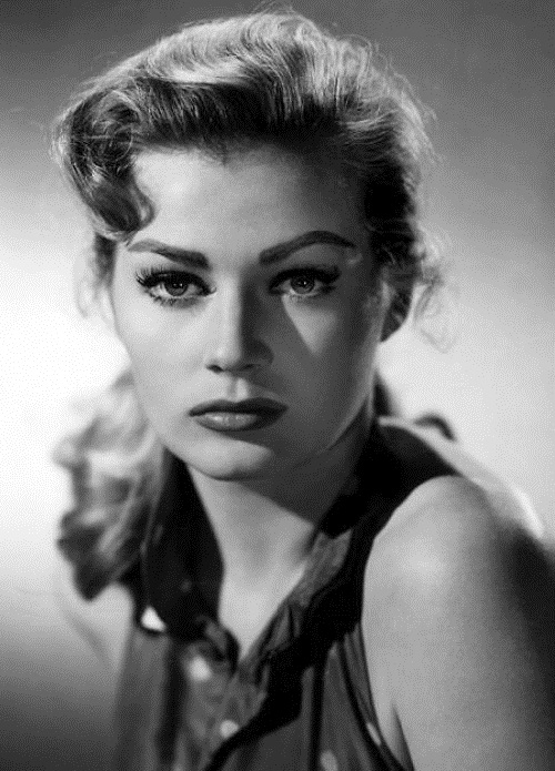 Swedish-Italian actress, model, and sex symbol Kerstin Anita Marianne Ekberg, or Anita Ekberg (29 September 1931 – 11 January 2015)