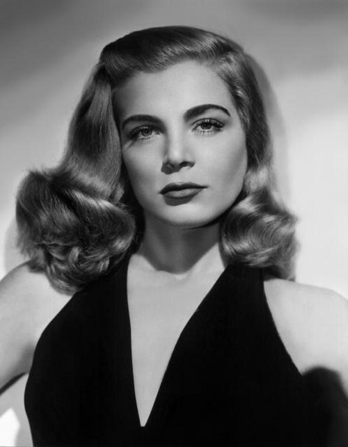 The most beautiful face of film noir during the 1940s and 1950s Lizabeth Scott (September 29, 1922 – January 31, 2015)