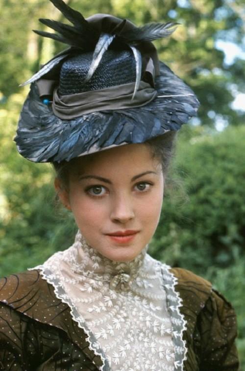 English actress Lynne Frederick