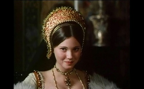 English actress Lynne Frederick