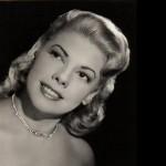 Ninon Sevilla, born Emelia Pérez Castellanos (November 10, 1921, Havana, Cuba – January 1, 2015, Mexico City, Mexico)