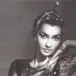 Polish dancer and choreographer Olga Sawicka (February 7, 1932 – 2 April 2015)
