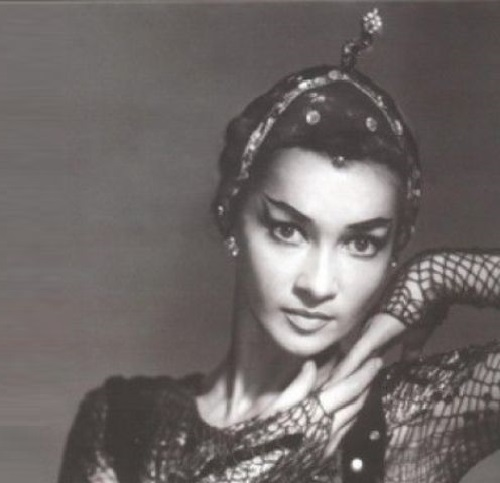 Polish dancer and choreographer Olga Sawicka (February 7, 1932 – 2 April 2015)