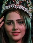 2015 Miss Iraq Shaymaa Abdelrahman