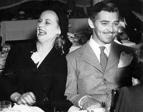 A perfect match - Clark Gable and Carole Lombard