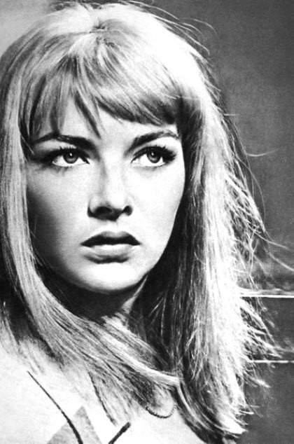Gorgeous actress Barbara Brylska