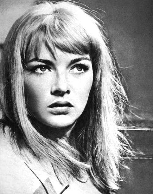 Gorgeous actress Barbara Brylska
