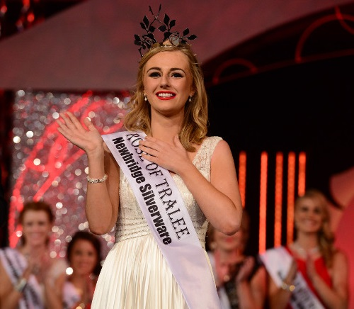 Rose of Tralee Beauty Contest