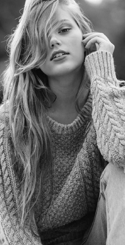 American actress Grace Van Dien