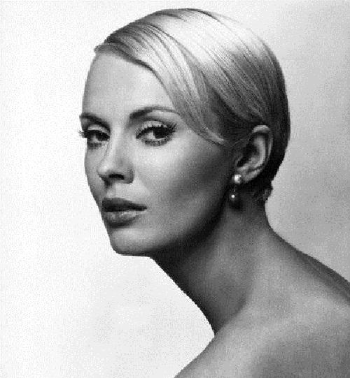 Hollywood actress Jean Dorothy Seberg