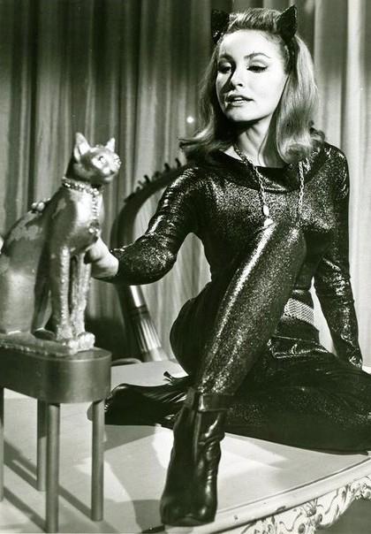 Legendary Cat Woman Julie Newmar