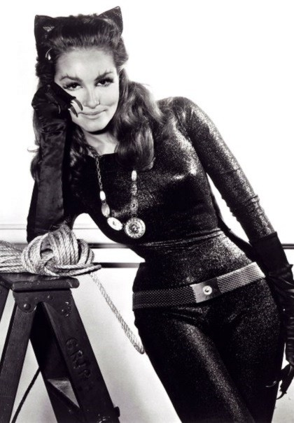 Beautiful actress Julie Newmar