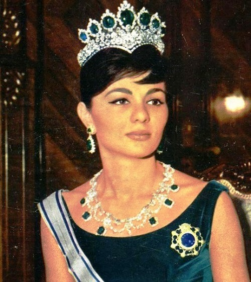 Her Imperial Majesty Empress Farah Pahlavi of Iran