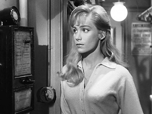 1959. The Dredger. Sylviane