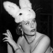 Michelle in bunny costume