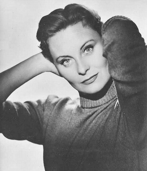 Most beautiful eyes of cinema Michele Morgan