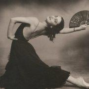 Leningrad school ballerina Olga Zabotkina